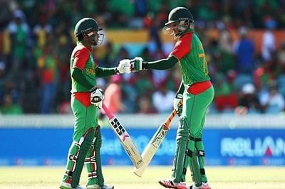 Bangladesh upset after uncertainty over 2017 Champions Trophy qualification