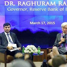 Raghuram Rajan named member of IMF chief's External Advisory Group