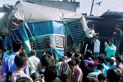 22 killed as Janta Express derails in UP