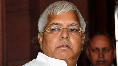 Lalu to be shifted to bungalow