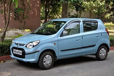 Alto becomes best-selling model for 16th straight year: Maruti