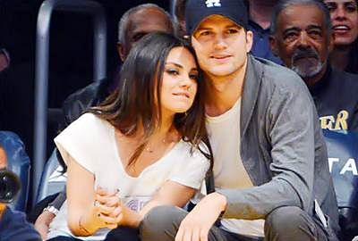 Mila Kunis admits being Mrs. Kutcher
