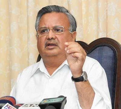 C'garh ACB favouring CM, his family in PDS scam: Congress