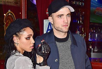 Robert Pattinson, FKA twigs plan pub wedding?