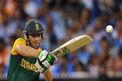 South Africa win toss, elect to bat against Ireland
