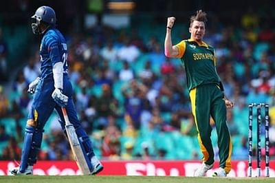 South Africa bowl Sri Lanka out for 133