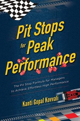 Pit Stops for Peak  Performance