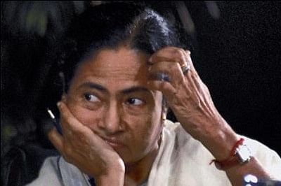 Gloves are off in West Bengal