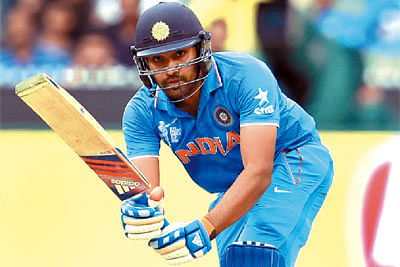 Not winning WC disappointing, but IPL is new challenge: Rohit Sharma