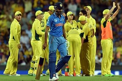 Oz media criticises India for missed chances, hails Michael Clarke