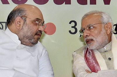 Lalit Modi row: PM Narendra Modi, Amit Shah discuss damage control