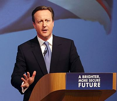 Cameron warns no place for dirty money in London property