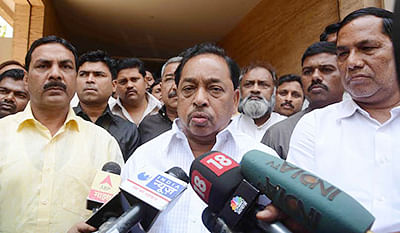 Mumbai: BJP MP Narayan Rane demands President's rule in Maharashtra