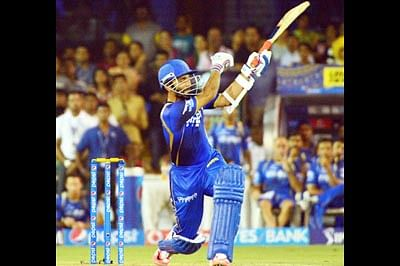 There can be only one wall, says Ajinkya Rahane