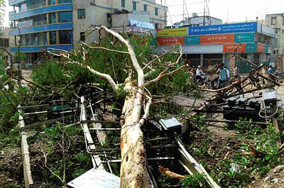 Bihar storm kills 42, injures over 80