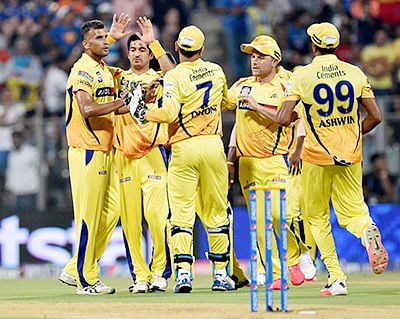 CSK eyes revenge against Rajasthan Royals in IPL-8
