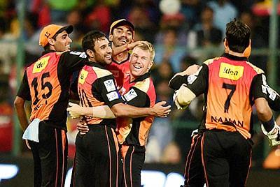 Sunrisers Hyderabad beat Rajasthan Royals by seven runs