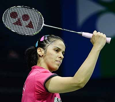 Saina Nehwal storms into finals of China Open Super Series Premier