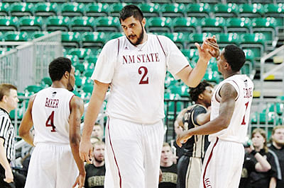 Indian-origin cager Bhullar makes NBA debut