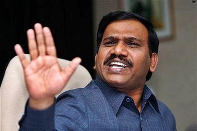 CBI's disproportionate assets case politically-motivated: A. Raja