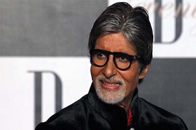 Amitabh Bachchan to sing a heart touching song for 'Te3N'
