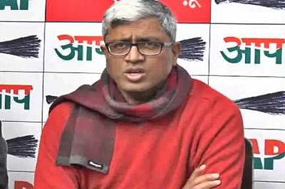 AAP used my surname despite my protest: Ashutosh