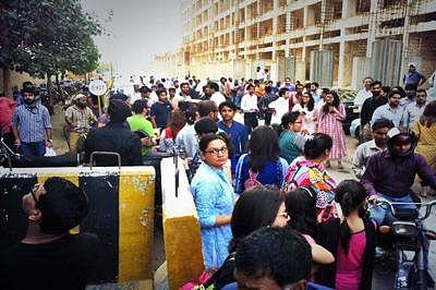 Earthquake of magnitude 5 shakes Delhi