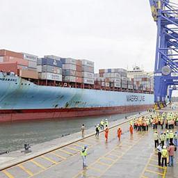 Adani Ports buys into Krishnapatnam Port Co