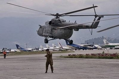 India sends Gorkha soldiers to Nepal