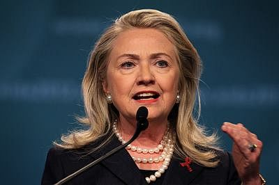 Hillary Clinton dismisses claims Indian cash swayed her n-deal stance