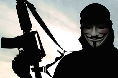 Anonymous hacking group posts website names used by IS militants