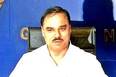 BJP supporters demand dismissal of Jitender Singh Tomar