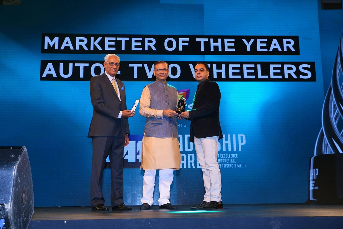 IAA Leadership awards for excellence in marketing, advertising and media