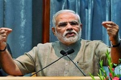 Conserving nature important in Indian tradition: Narendra Modi