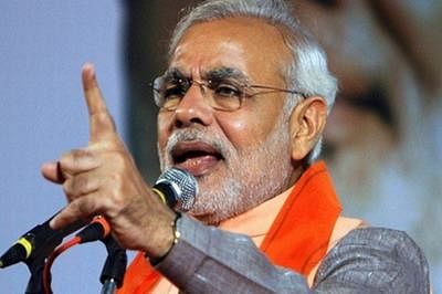 Opposition misleading people on issue of tribal,forest land: Narendra Modi