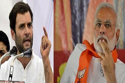 Rahul Gandhi attacks Narendra Modi, accuses him of being anti-poor