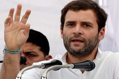 Government doing little for farmers, common man: Rahul Gandhi