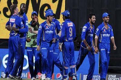 Rajasthan Royals beat Kolkata Knight Riders to enter IPL play-offs