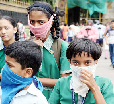 Swine flu cases dip as temperatures soar