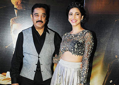 It'd be an honour to work with dad: Shruti Haasan