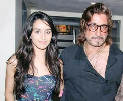 Shakti proud to be Shraddha Kapoor's daddy