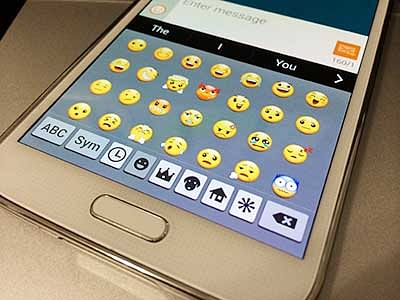 Emojis: Some love to  send poop, others pizza