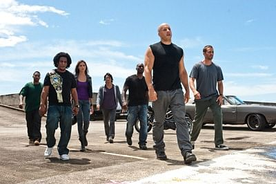 'Fast & Furious 7' grosses Rs 100 crore in India