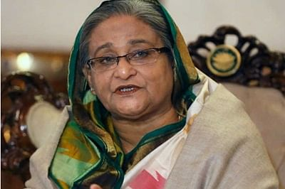 Hasina thanks Tripura CM for backing land swap deal