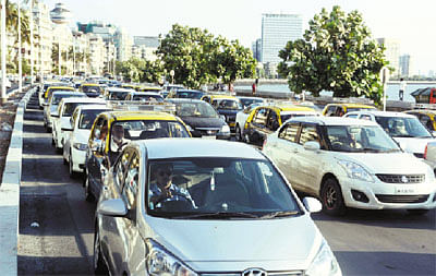 Reaction – All road works affect South Mumbai