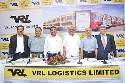 VRL Logistics IPO opens on April 15