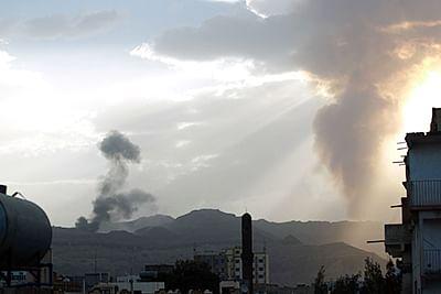 Saudi-led coalition destroys Houthi hostile targets