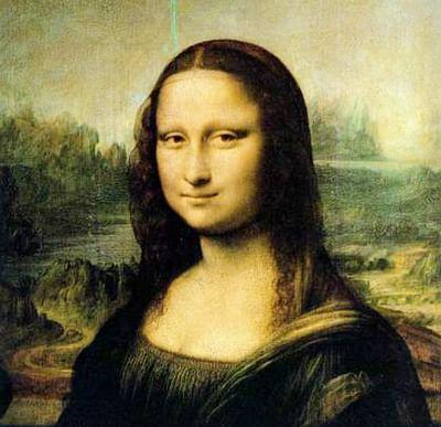 'Alien' hidden in da Vinci's Mona Lisa?