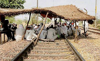 Gujjar sit-in: Mumbai bound train traffic hit