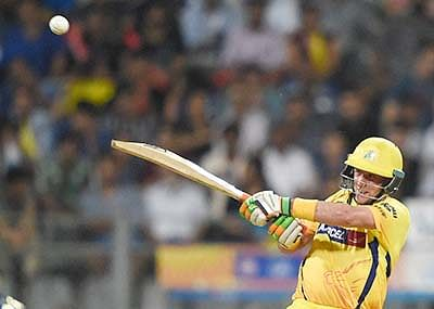 We need to be at our best  against Mumbai: Hussey